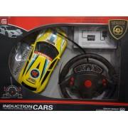 RC Távirányítós autó Induction Cars Gravity Sensor - Ferrari CV8818-71D