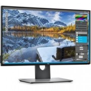 "Монитор Dell U2718Q, 27"" (68.58 cm), IPS панел, 4K UHD, 5ms, 350 cd/m2, mini Display Port, Display Port, HDMI"