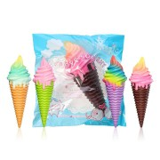 Squishy Ice Cream 30*10*9.5CM Jumbo Decoration With Packaging Gift Collection Slow Rising Jumbo Toys