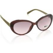 Opium Cat-eye Sunglasses(Pink)