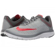 Nike FS Lite Run 4 Wolf GreyUniversity RedCool Grey