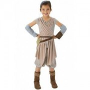 Детски карнавален костюм - Star Wars - REY DELUXE, Rubies, налични 2 размера, 620263