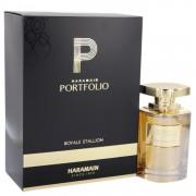 Al Haramain Portfolio Royale Stallion Eau De Parfum Spray 2.5 oz / 73.93 mL Men's Fragrance 541577