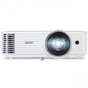 Projector Acer S1386WH, DLP® 3D Ready, Short-Throw, Resol.: WXGA(1280x800), Format: 16:10(Native)/ 4:3, Contrast: 20 000:1. MR.JQU11.001