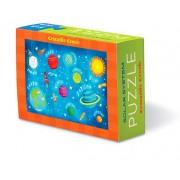 Legpuzzel Matchbox Puzzle Solar System - Zonnestelsel | Crocodile Creek