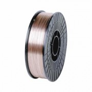 Lincoln Electric SuperArc L-56 MIG Welding Wire - Mild Steel, Copper (Brown) Coated, .025 Inch, 12 1/2-Lb. Spool, Model ED015790