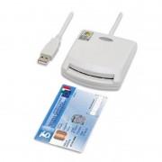 Lettore Smart Card MANHATTAN Esterno - I-CARD CAM-USB
