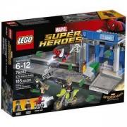 Конструктор ЛЕГО СУПЕР ХИРОУС - Битка за банкомат, LEGO Super Heroes, 76082