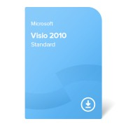 Microsoft Visio 2010 Standard, D86-04533 elektronički certifikat