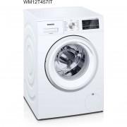 Siemens Wm12t457it Lavatrice Carica Frontale 7 Kg 1200 Giri Classe A+++ Colore B