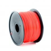 Filament pentru Imprimanta 3D 1.75 mm HIPS 1 kg - Roșu (GMB)