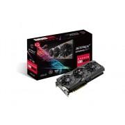 Asus Tarjeta Gráfica AMD STRIX Radeon RX580-T8G 8GB GDDR5