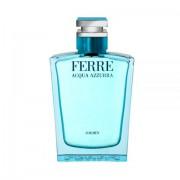 Acqua azzurra - Gianfranco Ferrè 100 ml EDT Campione Originale
