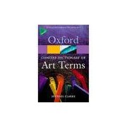 Livro - The Concise Oxford Dictionary Of Art Terms