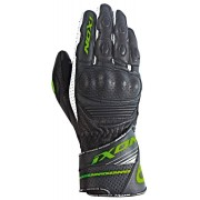 Ixon RS Rallye HP Gloves Black White Green XS