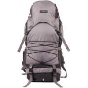 Bleu Rucksack 60 L Large Backpack(Black, Grey)