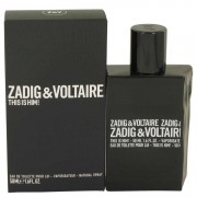 Zadig & Voltaire This Is Him Eau De Toilette Spray 1.6 oz / 47.32 mL Men's Fragrances 536498