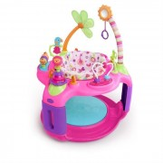 Bright Starts-60330-Centru De Activitati Sweet Safari Bounce-A-Round