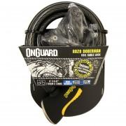 Candado De Cable Con Llave Doberman Mod. 8028 OnGuard