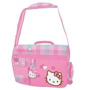 "Hello Kitty 12"" Plush: Pink Dot by Sanrio"