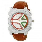 RIDIQA Analog White Dial Boy's Watch-RD-042