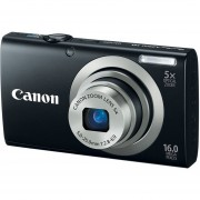 Cámara Digital Canon PowerShot A2300 IS 16.0 MP -Negro