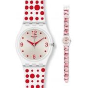 Ceas de damă Swatch Red Darling LK318