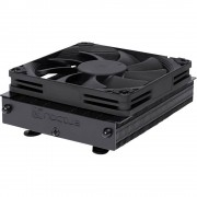 CPU hladnjak sa ventilatorom Noctua NH-L9a-AM4 chromax.black Low Profile