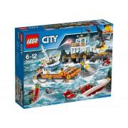 SEDIUL CENTRAL AL GARZII DE COASTA - LEGO (60167)