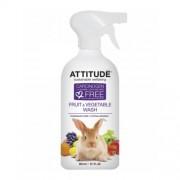 Solutie pentru deceruit fructe si legume Attitude 800 ml