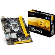 Biostar H110MHV3 moederbord LGA 1151 (Socket H4) Intel® H110 micro ATX