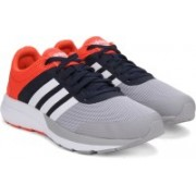 ADIDAS NEO CLOUDFOAM FLOW 2.0 Sneakers For Men(Grey, Orange, White)