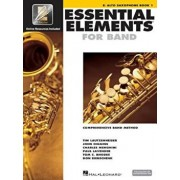 Essential Elements for Band - Eb Alto Saxophone Book 1 with Eei, Paperback/Hal Leonard Corp