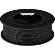 1,75 mm - ABS Premium - Čierna - tlačové struny FormFutura - 1kg