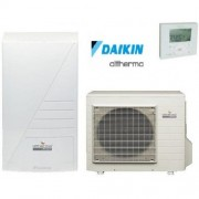 Daikin Altherma ERLQ008CV3/EHBH08CB3V fűtős hőszivattyú 8 kW