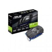 Видео карта Nvidia GeForce GT 1030, 2GB, ASUS Phoenix GT 1030 OC Edition , PCI-E 3.0, GDDR5, 64-bit, HDMI, DVI