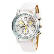 Mens WomenS Watch Circle Cool Movement Alloy- AELKCP010A