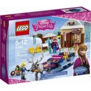 LEGO DISNEY - ANNA SI KRISTOFF: AVENTURA CU SANIA 41066