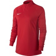 Nike Dry Academy 18 Drill Top Sportshirt Dames - rood