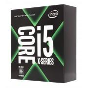 Intel Core ® ™ i5-7640X X-series Processor (6M Cache, up to 4.20 GHz) 4GHz 6MB Smart Cache Box processor
