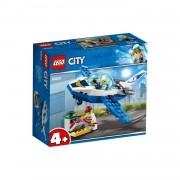 LEGO City Police Luchtpolitie vliegtuigpatrouille 60206
