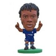 Figurina Soccerstarz Chelsea Juan Cuadrado Home Kit