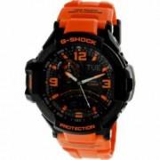 Ceas barbatesc Casio G-Shock gri Resin Japanese Quartz GA1000-4A