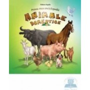 Prima mea enciclopedie - Animale domestice
