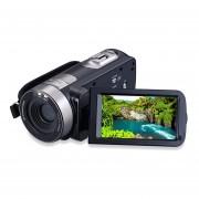 Cámara de vídeo profesional de visión nocturna infrarroja más reciente max 24mp fotografía 1080 P batería de litio de enfoque fijo hdv videocámara LANG