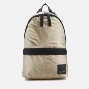 Calvin Klein Women's Fluid Backpack - Light Gold