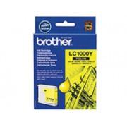 Brother Bläckpatron Brother Lc1000y 400 Sidor Gul