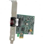 Placa de Retea Allied Telesis AT-2711FX/SC PCI 10/100 Mbps Verde