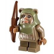 Lego Figurine Star Wars - Guerrier Ewok Du Set 10236