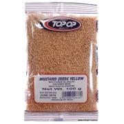 Top Op Mustard Seeds Yellow 100 g